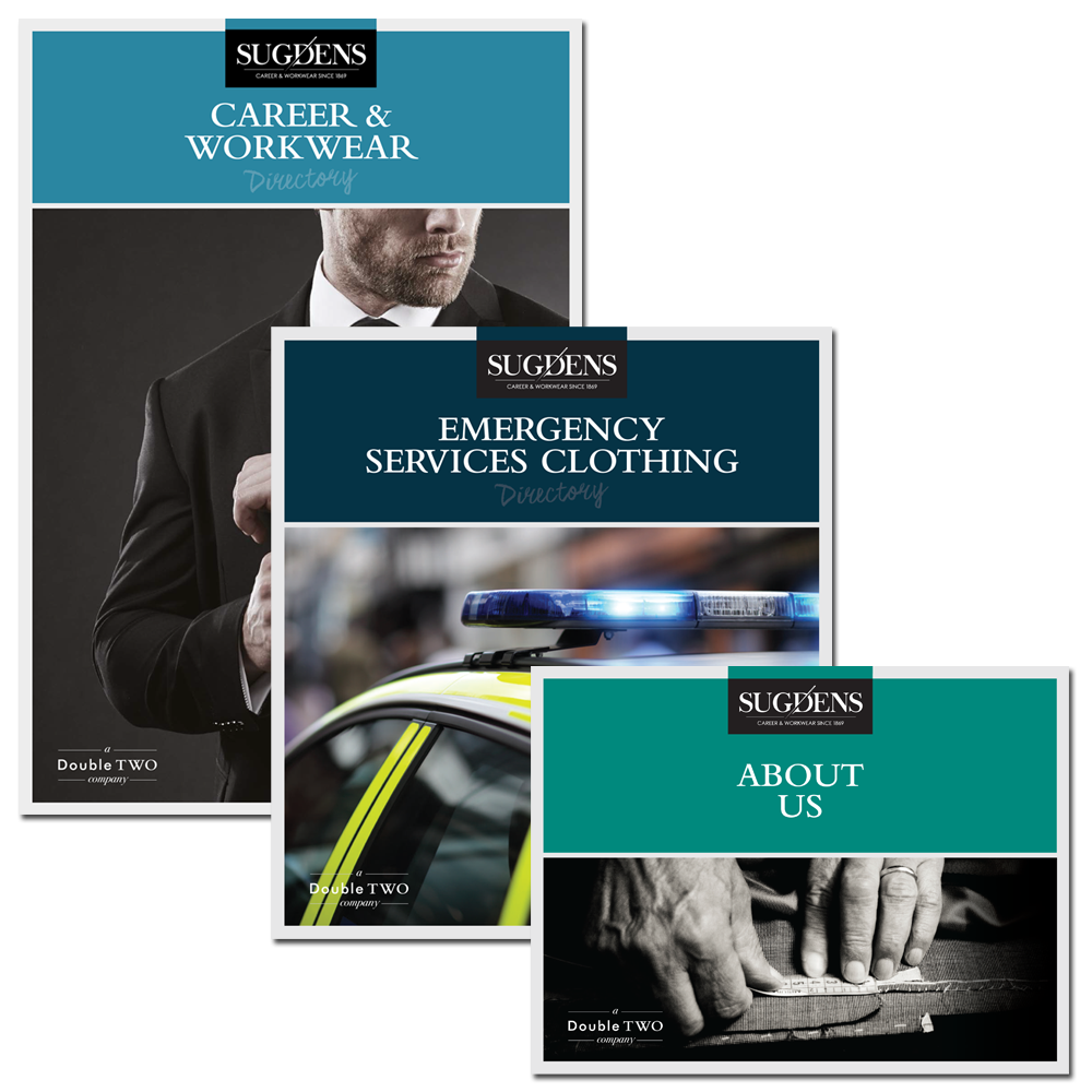 Get the full set of Sugdens Brochures!