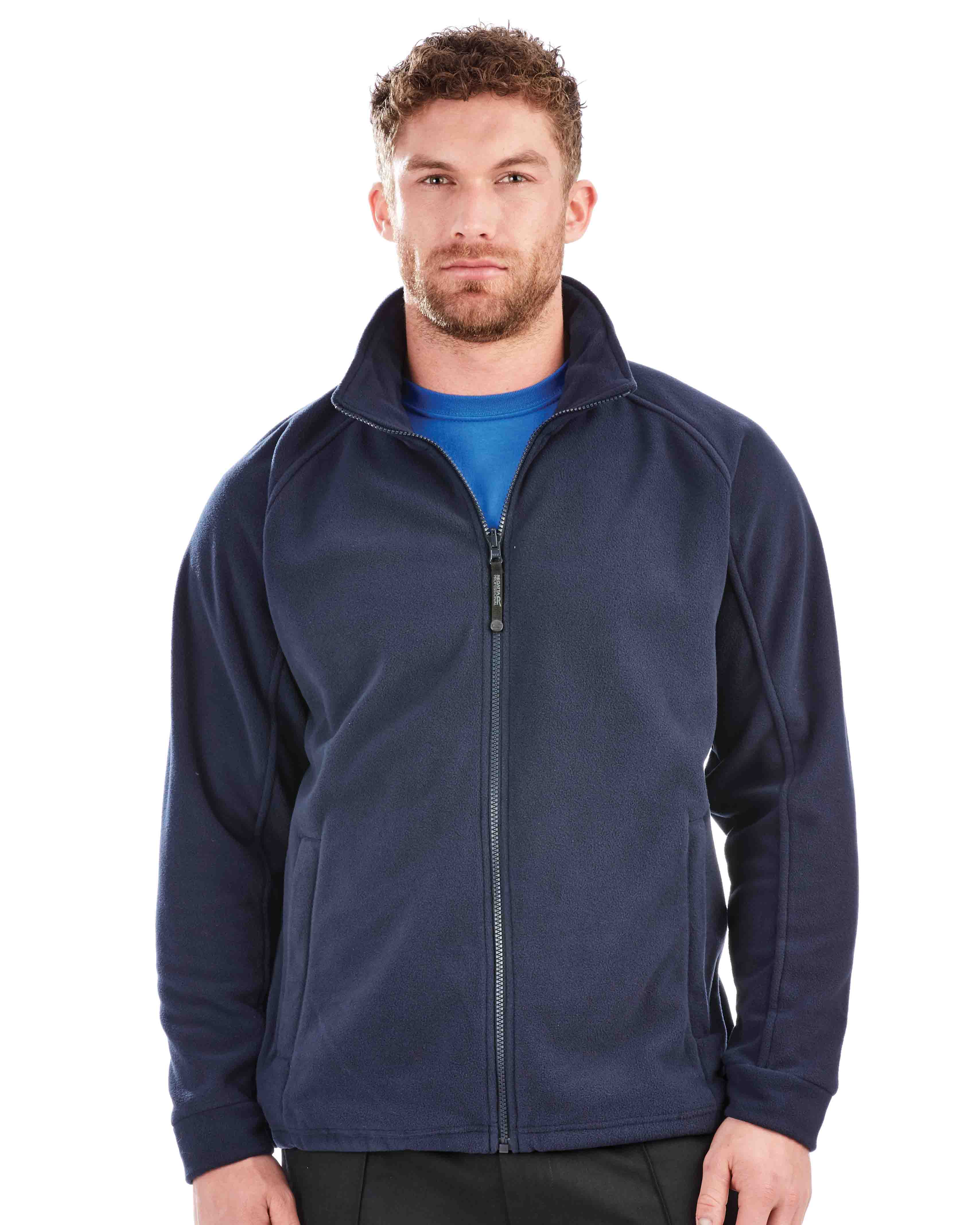Men's Mid Weight Fleece Jacket