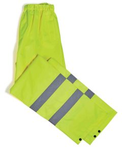 Yellow High Visibility Over Trousers
