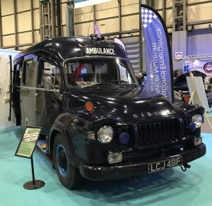 Bedford Ambulance at The Emergency Services Show