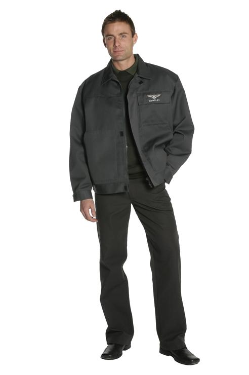 Award Winning Bentley Uniform | Sugdens Uniform Design