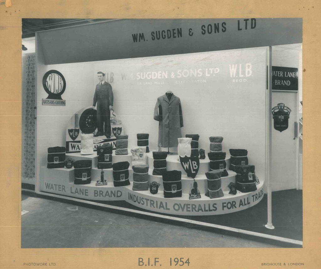Sugdens Archive | British Industries Fair 1954