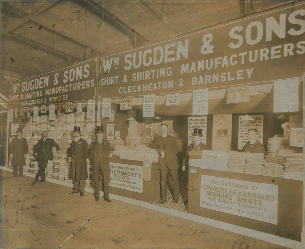 Sugdens Archive | Exhibition Stand 1900s