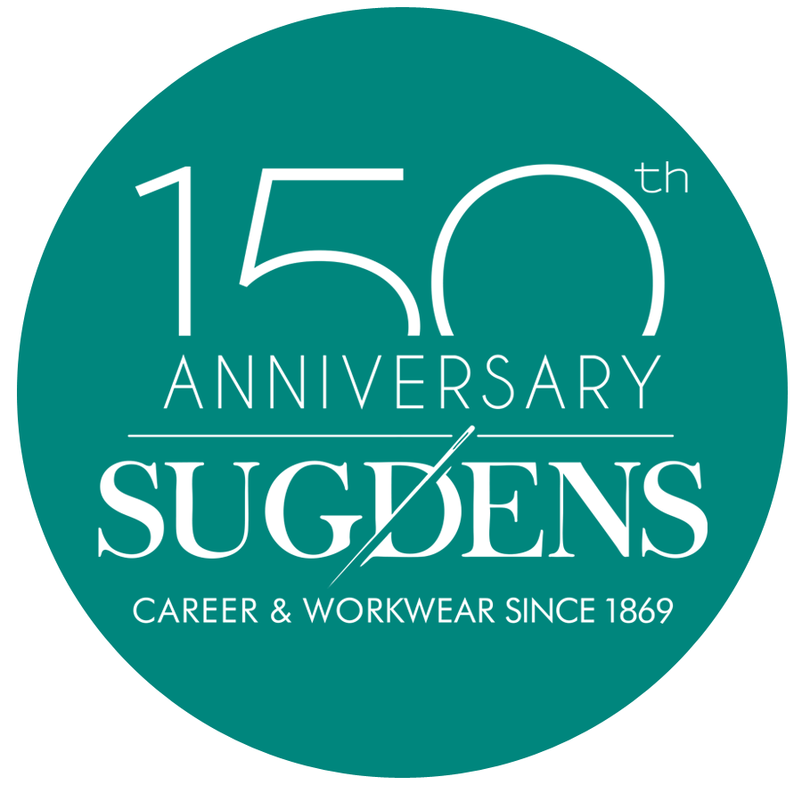 Sugdens 150 years of career and workwear design, manufacture and supply