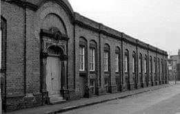 Sugdens Vicarage Street Wakefield Factory | Sugdens Archive