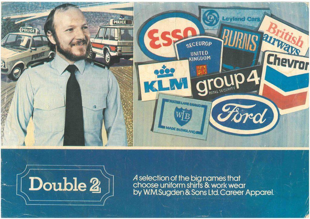 Sugdens uniform clients | Sugdens Archive