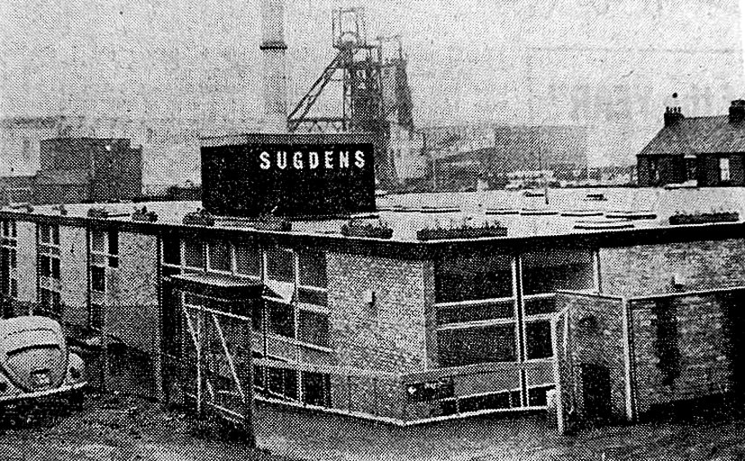 Sugdens Archive | The Jet Jeans Factory in Wath