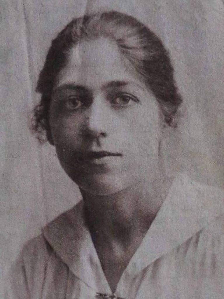 Ethel Lang | Sugdens Archive