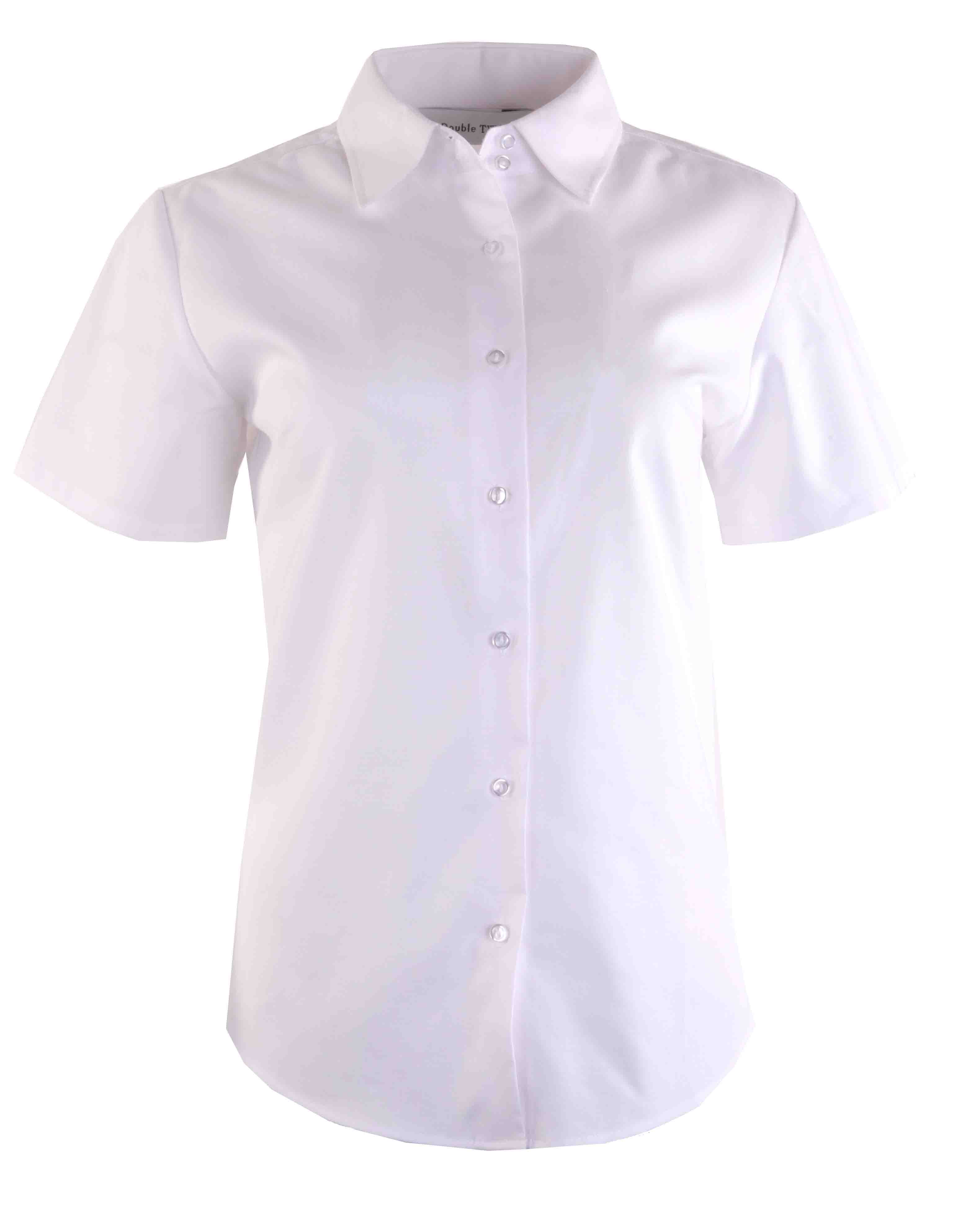b76ab9a265503b Women's Short Sleeve Oxford Shirt | Sugdens | Corporate Clothing ...