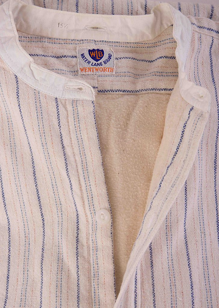 Sugdens Water Lane Brand Work Shirt 1950s | Sugdens Archive