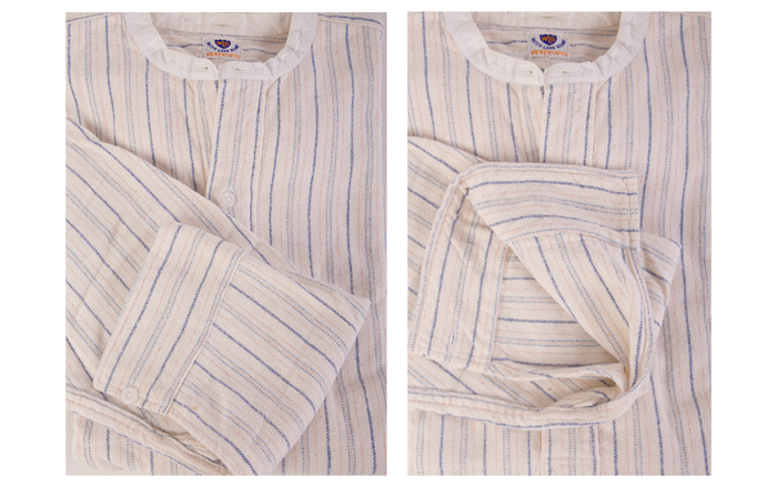 Sugdens Water Lane Brand Work vintage shirt | Sugdens Archive