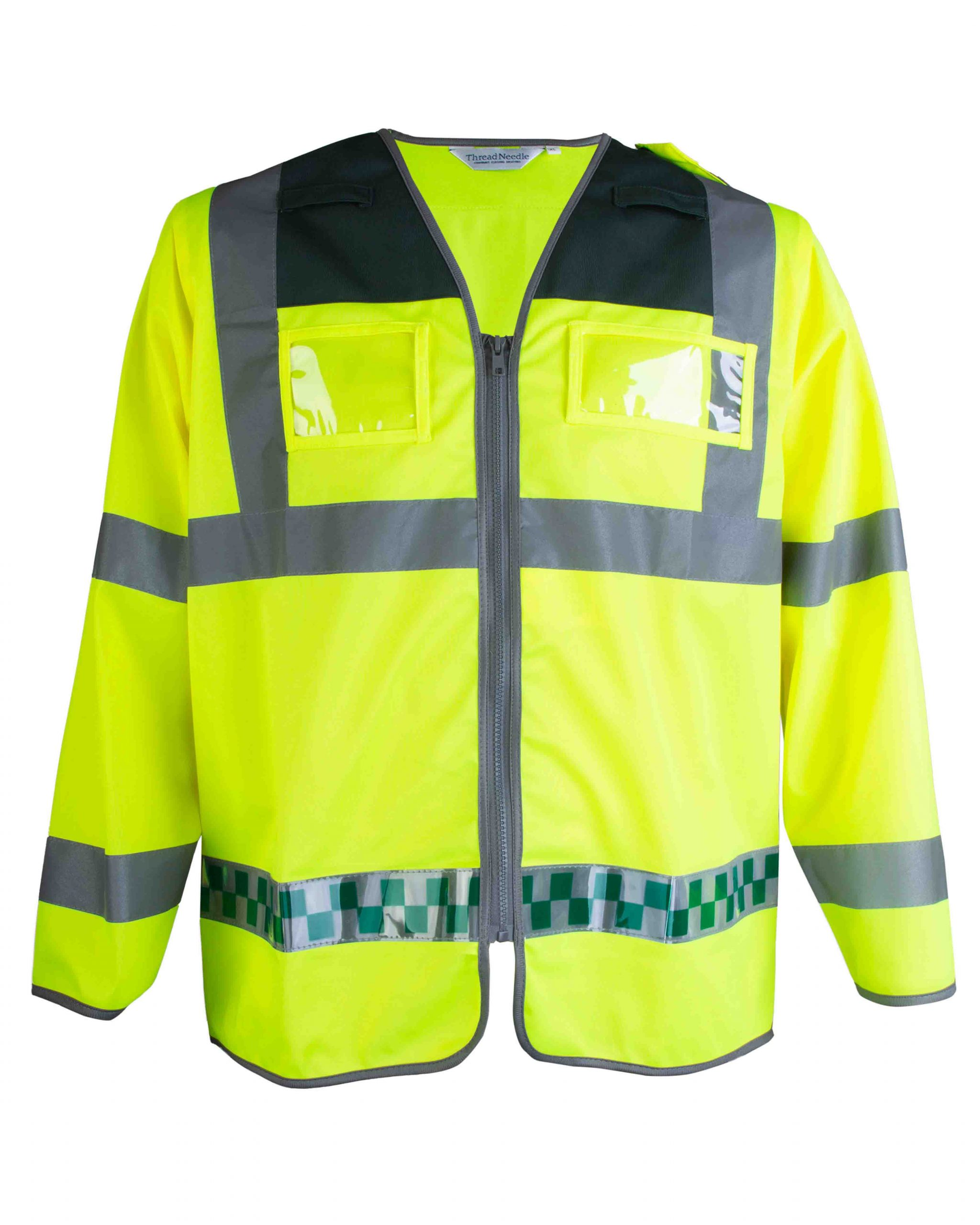 High Visibility Sleeved Waistcoat
